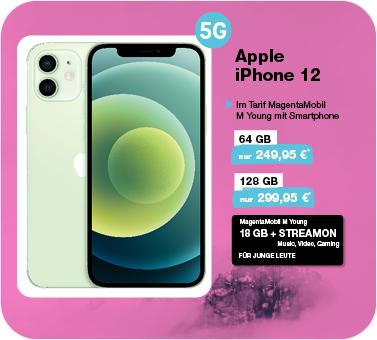 Telekom – iPhone 12 MMM